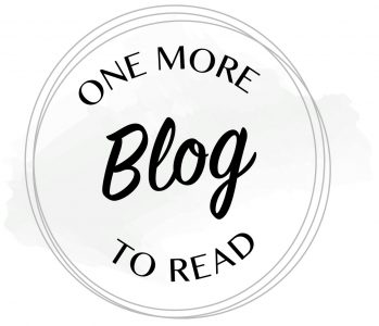 One more blog to read